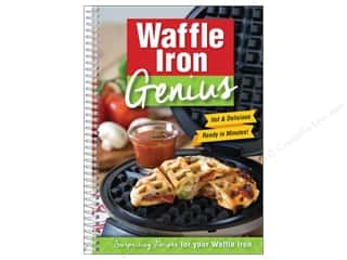 CQ Products: CQ Products Waffle Iron Genius Book