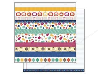 Lawn Fawn Sweater Weather Paper 12x12 Gusty (12 piece)