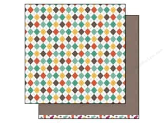 "Fall Sale: Lawn Fawn Sweater Weather Paper 12""x 12"" Chill (12 sheets)"