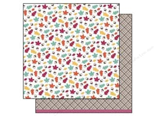 Lawn Fawn Sweater Weather Paper 12x12 Breezy (12 piece)