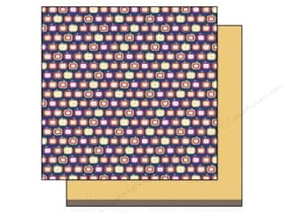Lawn Fawn Sweater Weather Paper 12x12 Crisp (12 piece)