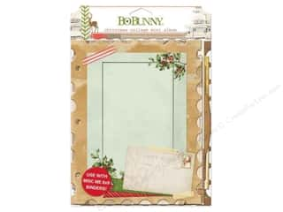 Crafting Kits Christmas: Bo Bunny Mini Album Christmas Collage