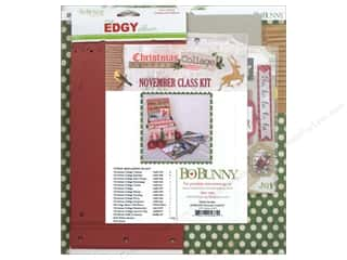 Weekly Specials Darice ArtLover Kits: Bo Bunny Class Kits Christmas Collage