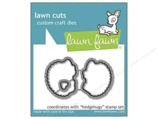 Dies Animals: Lawn Fawn Lawn Cuts Die Hedgehugs