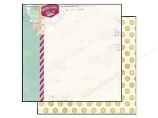 Bo Bunny 12 x 12 in. Paper Candy Cane Lane (25 piece)