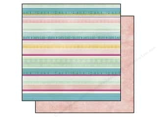 Bo Bunny 12 x 12 in. Paper Candy Cane Lane Jolly (25 piece)