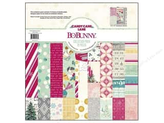Bo Bunny 12 x 12 in. Paper Collection Pack Candy Cane Lane