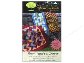 Sweet Jane Quilting Designs: Sweet Jane's Patterns Third Time's A Charm Pattern