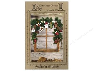 Patterns Christmas: Wooden Spool Designs Christmas Ornies Pattern