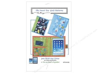 Sew Tea Girls $9 - $10: Sweet Tea Girls pro-TECH-ion Cover Pattern