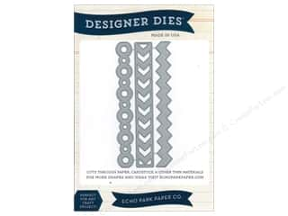 Echo Park Designer Dies Border Set 1 Medium