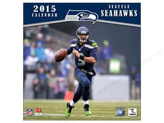 Turner Calendar Wall 12x12 Seattle Seahawks 2015