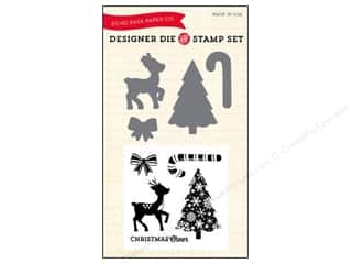 Echo Park Designer Die & Stamp Set Christmas Cheer