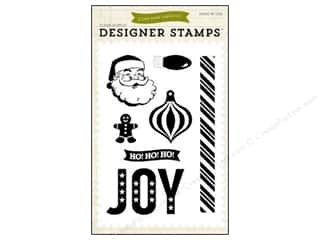 Stamps Christmas: Echo Park Designer Stamps Christmas Cheer Collection Joy