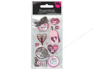 Labels Valentine's Day: SandyLion Sticker Essentials My Valentine