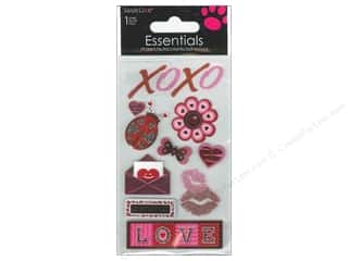 SandyLion Sticker Essentials Love Icons