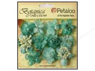 Petaloo Botanica Sugared Minis Teal