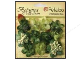Petaloo Botanica Sugared Minis Pine Green