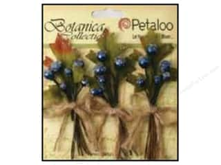 Petaloo Botanica Sugared Berries Royal Blue