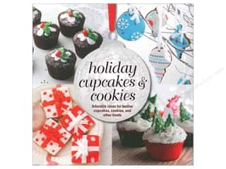Gifts Holiday Gift Ideas Sale: Ryland Peters & Small Holiday Cupcakes and Cookies Book