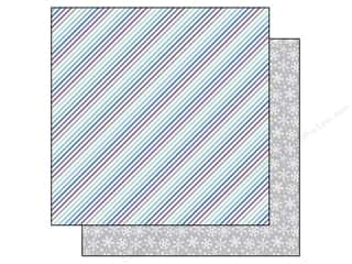 Doodlebug Frosty Friends Paper 12x12 North Pole (25 piece)