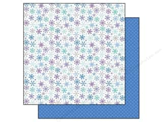 Doodlebug Frosty Friends Paper 12x12 FestiveFlurry (25 piece)