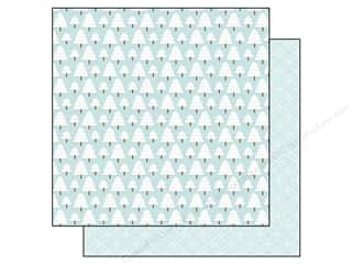 Doodlebug Frosty Friends Paper 12x12 Frosty Forest (25 piece)