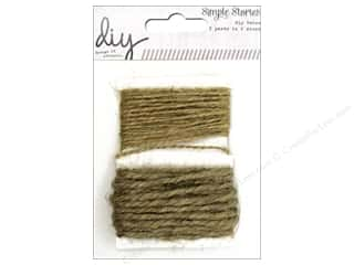 Cording Clearance Crafts: Simple Stories DIY Christmas Collection Twine