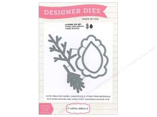 Carta Bella Winter: Carta Bella Designer Dies All Bundled Up Tree