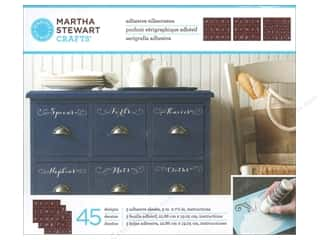 Graphic 45 ABC & 123: Martha Stewart Silkscreen by Plaid Chalkboard Carolyna Script Alphabet