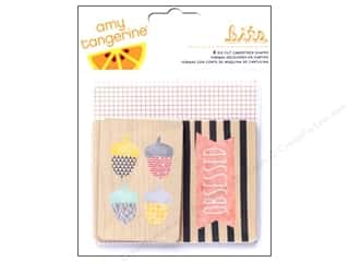 Shape Cuts: American Crafts Die Cut Shapes Amy Tangerine Stitched