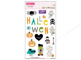 Bella Blvd Chipboard Icons Halloween Magic