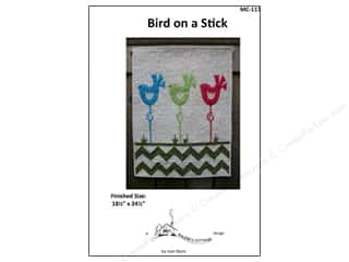 Bird On A Stick Pattern