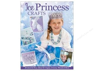 Design Originals $2 - $7: Design Originals Ice Princess Crafts Book