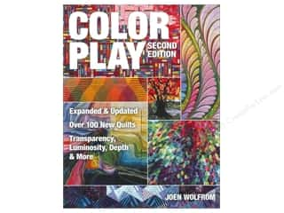 C&T Publishing $24 - $108: C&T Publishing Color Play Second Edition Book by Joen Wolfrom