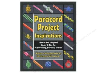 Books & Patterns $9 - $15: 4th Level Indie Paracord Project Inspirations Book by J. D. Lenzen