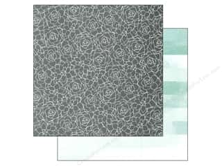 American Crafts 12 x 12 in. Paper Garden (25 piece)