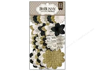 Bo Bunny Embellishment Flowers / Blossoms / Leaves: Bo Bunny Petals Natural