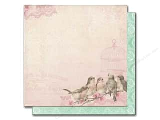 Bo Bunny 12 x 12 in. Paper Madeleine Songbirds (25 piece)