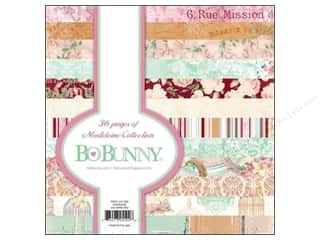 Bo Bunny 6 x 6 in. Paper Pad Madeleine