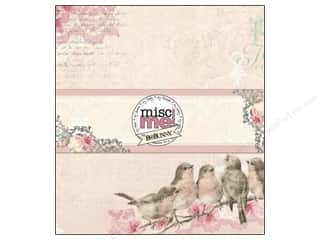 Tabs Animals: Bo Bunny Misc Me Binder 8 x 9 in. Madeleine