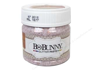 Bo Bunny Double Dot Glitter Paste Copper