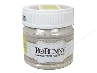 Glues/Adhesives Sale: Bo Bunny Double Dot Glitter Paste Gold