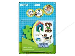 Perler Fused Bead Kit Cute Puppies