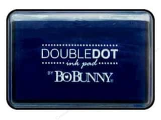 Bo Bunny Double Dot Ink Pad Blueberry