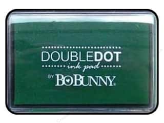 Inks Sale: Bo Bunny Double Dot Ink Pad Emerald