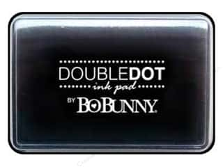 Bo Bunny Double Dot Ink Pad Licorice