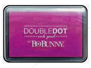 Inks Sale: Bo Bunny Double Dot Ink Pad Pink Punch
