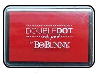 Bo Bunny Double Dot Ink Pad Wild Berry