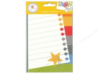 Cards Back To School: Simple Stories SN@P! Cards 4 x 6 in. School